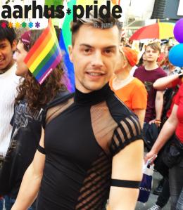 Aarhus Pride Bjorn Dotzauer